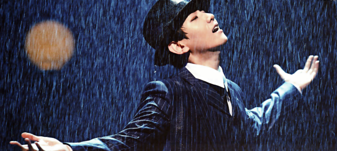 "ESPECIAL: 1 ano de ""Singing In The Rain"" com Baekhyun!"