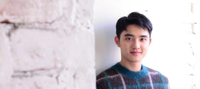 D.O. é confirmado como ator principal em um novo web drama
