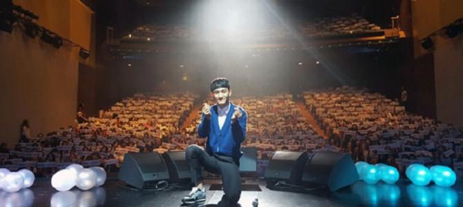 Atualização de Chen no site do EXO-L