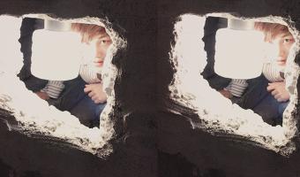 Atualização de Kai no site do EXO-L