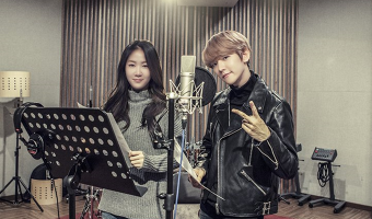Soyou fala sobre trabalhar com Baekhyun + Reações dos netizens a 'Rain'