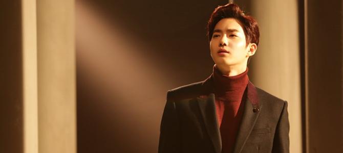 Suho do EXO comenta sobre como se sentiu sendo o último artista apresentado da Primeira Temporada da SM Station