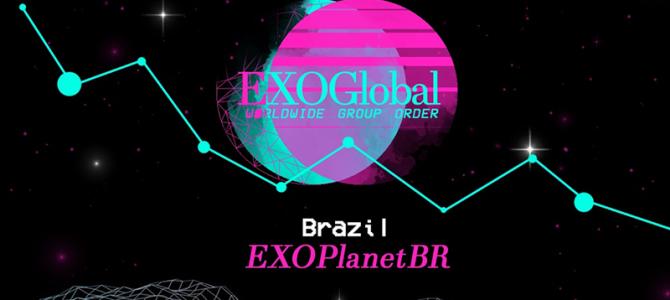 Compra global do novo álbum do EXO!