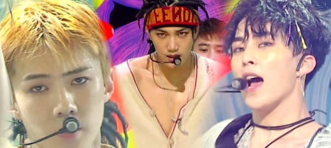 EXO se apresenta no Inkigayo com The Eve e KoKoBop