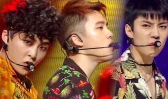 EXO se apresenta no Inkigayo + 4ª vitória com KoKoBop
