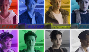 """EXO anuncia data de lançamento + Novo Teaser de """"THE WAR: The Power Of Music"""""""
